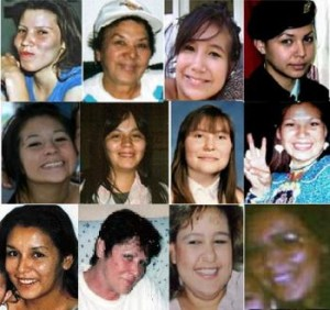 Vigils honour missing and murdered Aboriginal women and girls in Canada